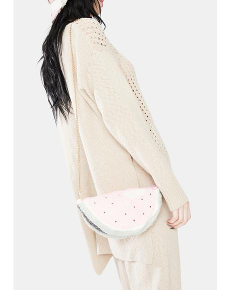 Blush Have A Treat Plush Watermelon Crossbody