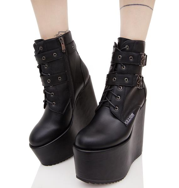 Killstar Sabitha Booties