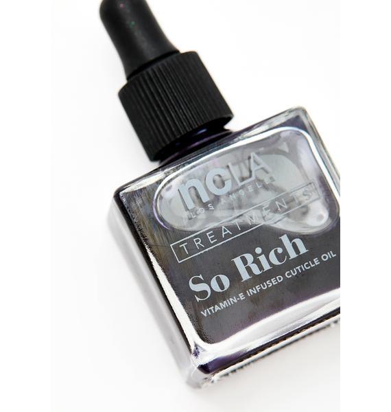 NCLA Black Velvet So Rich Cuticle Oil