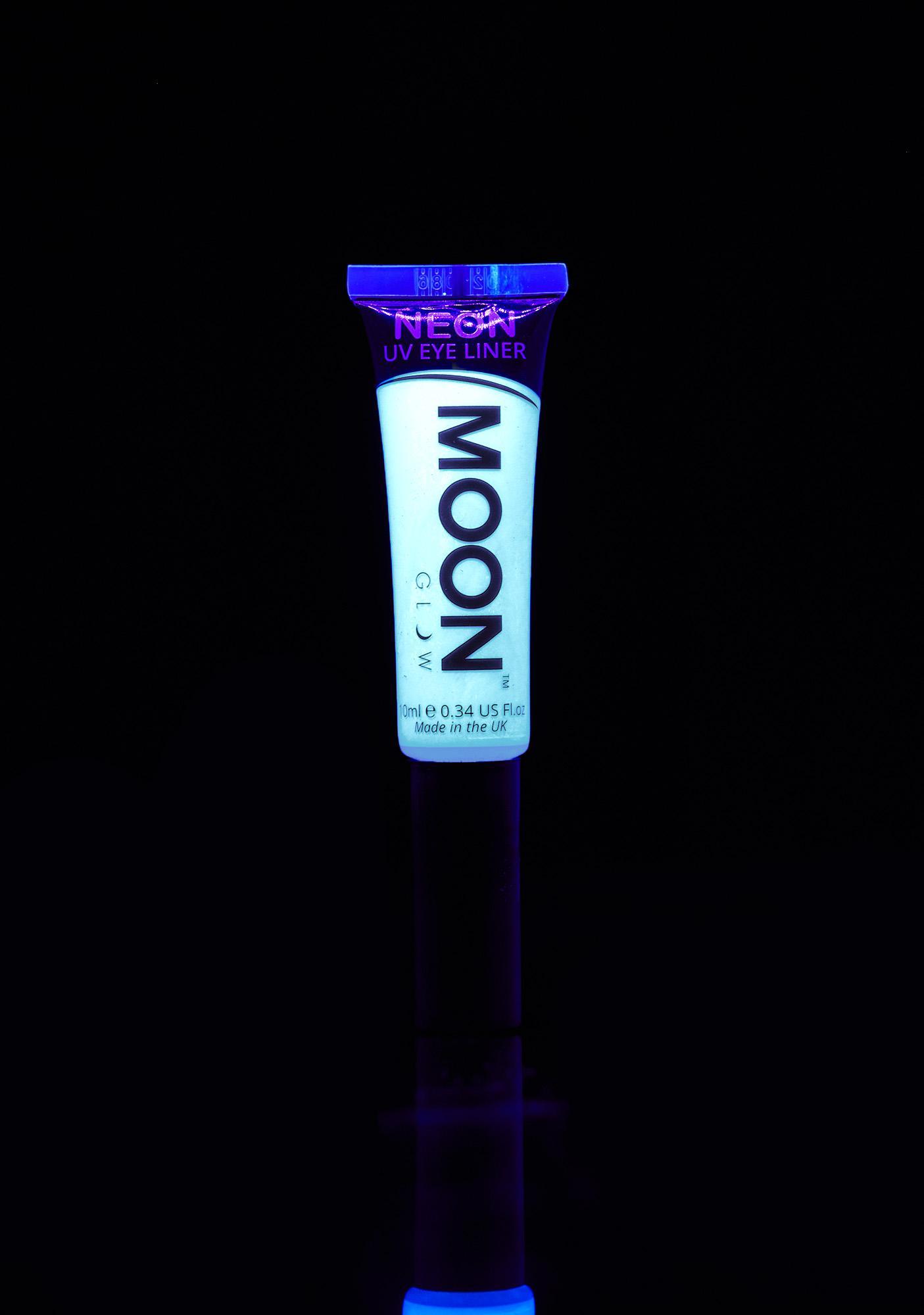 Moon Creations Neon White UV Eyeliner