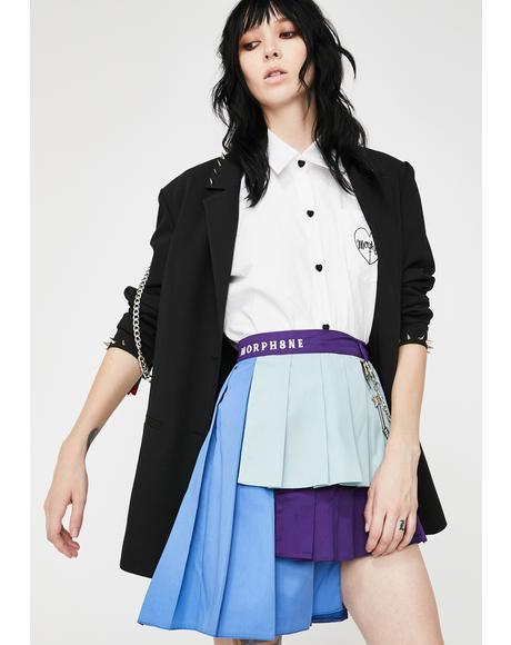 Playground Pleated Skirt