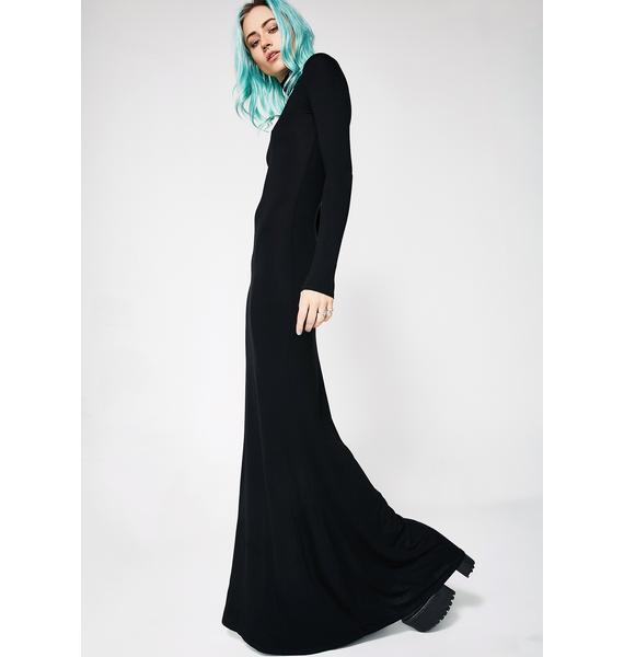 After Dark Maxi Dress