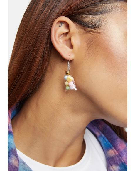 Need For Sweets Macaron Earrings