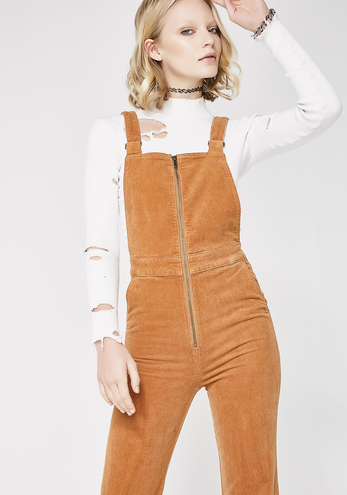 Rollas Eastcoast Flare Overalls