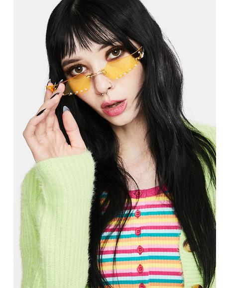 Sunshine Spread Ur Wings Sunglasses