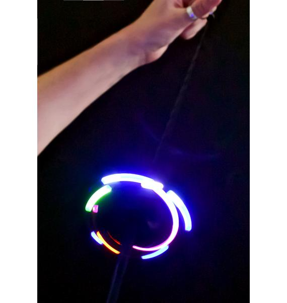 GloFx 4-LED Orbits