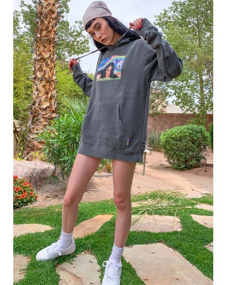 X Aaliyah Meadow Pullover Hoodie