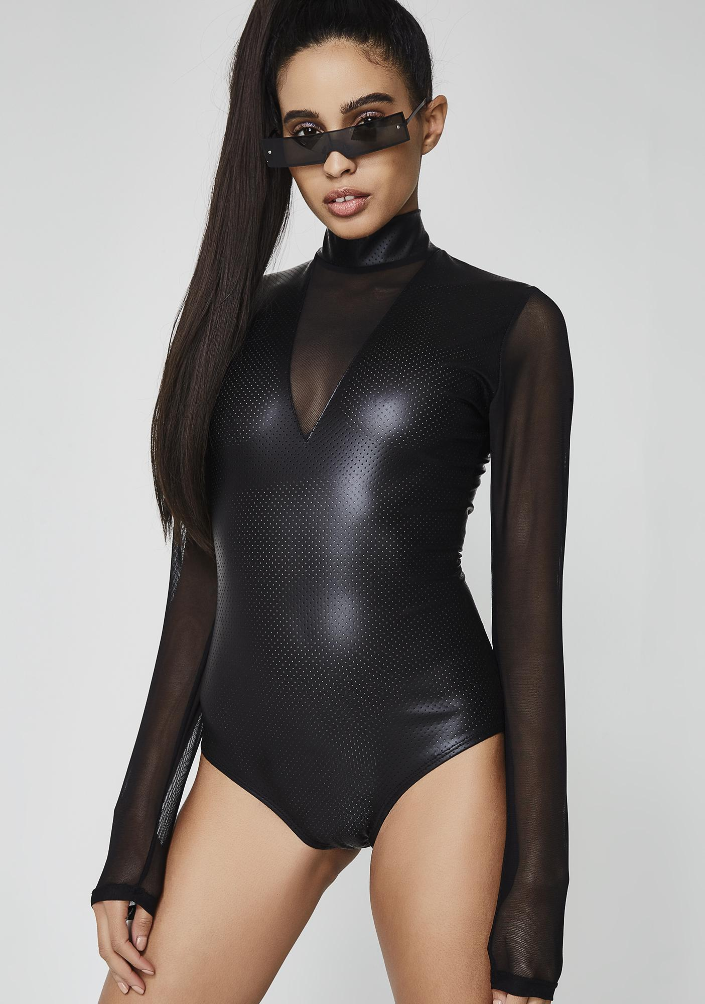 Don't Behave Bodysuit