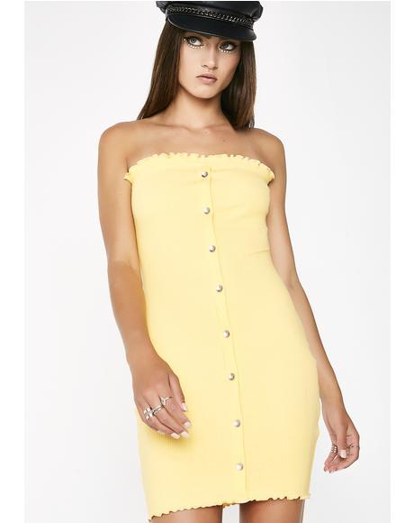 Sunny Daze Bodycon Dress