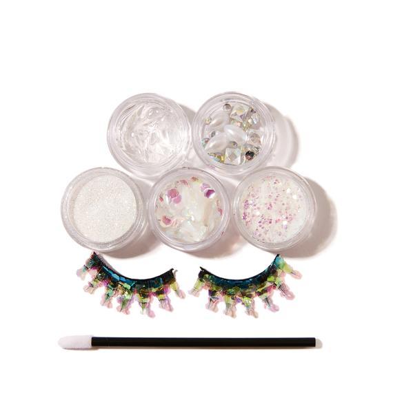 FromNicLove Iridescent Eyelash And Glitter Pack
