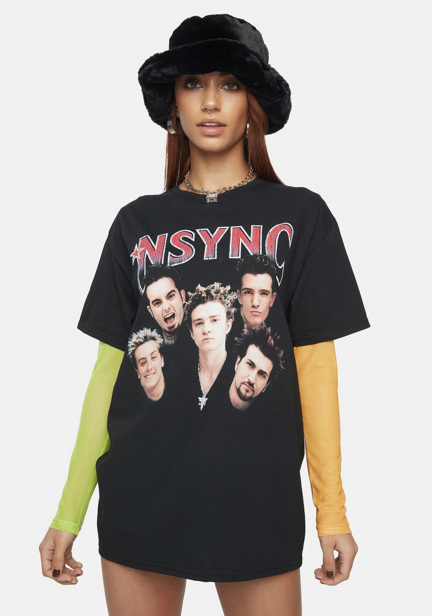 American Classics NSYNC Group Shot Graphic Tee