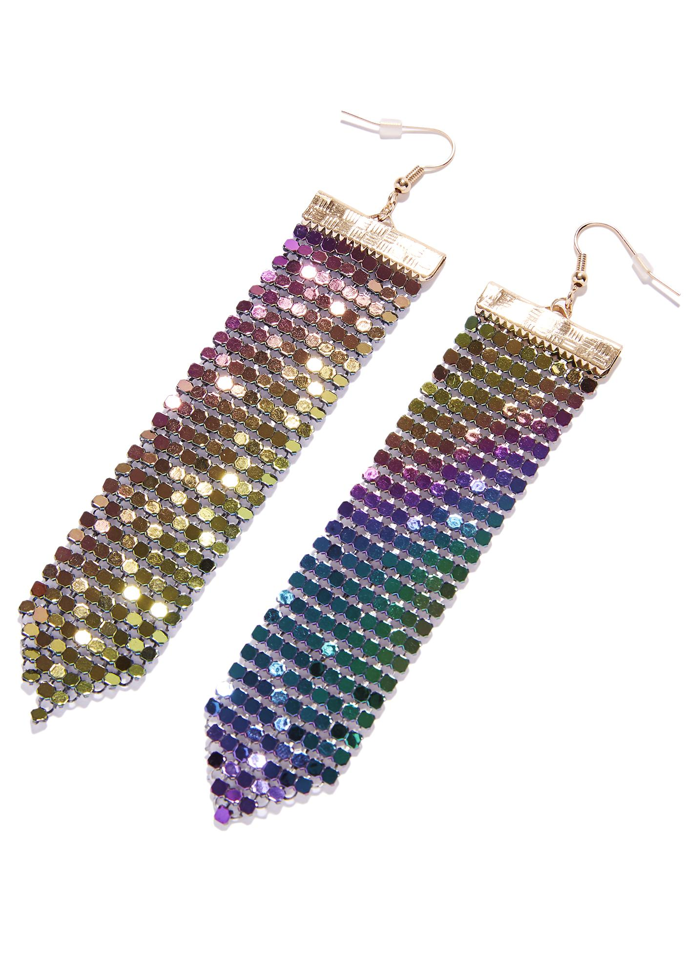 Rainbow Lights Earrings