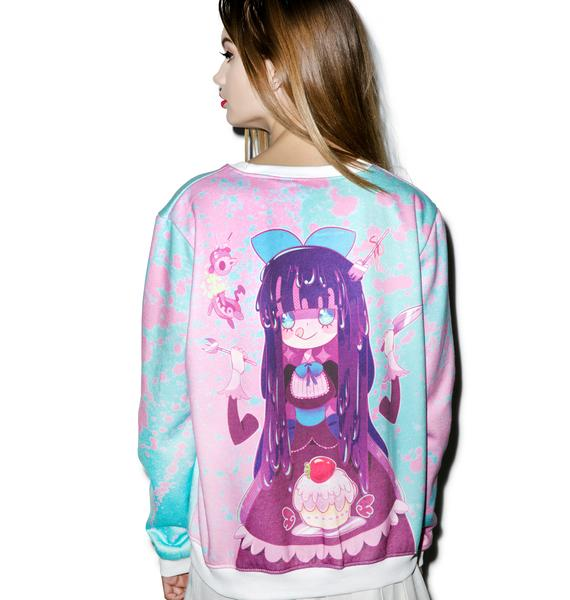 Angels Luv Sweets Jumper