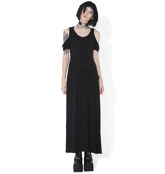 Killstar Rae Fairlight Maxi Dress