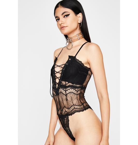 Laced With Love Cami Bodysuit