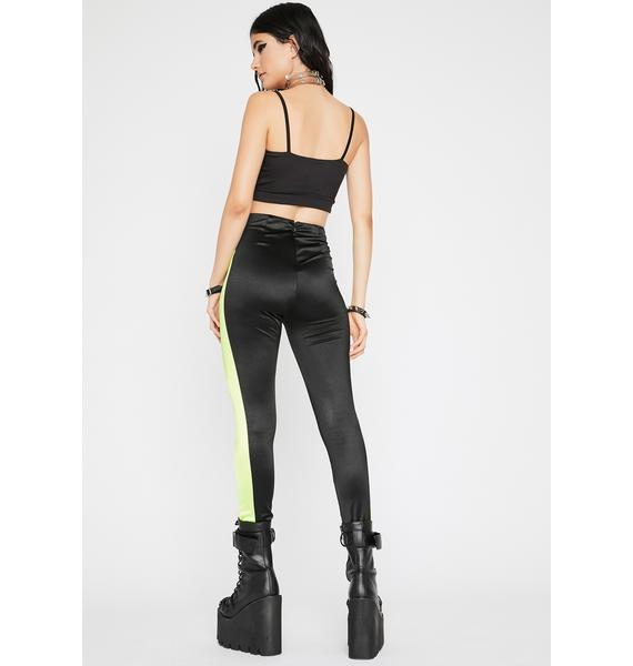 Ultimate Vixen Lace-Up Pants