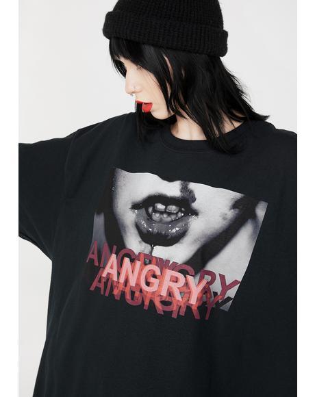Angry Tee