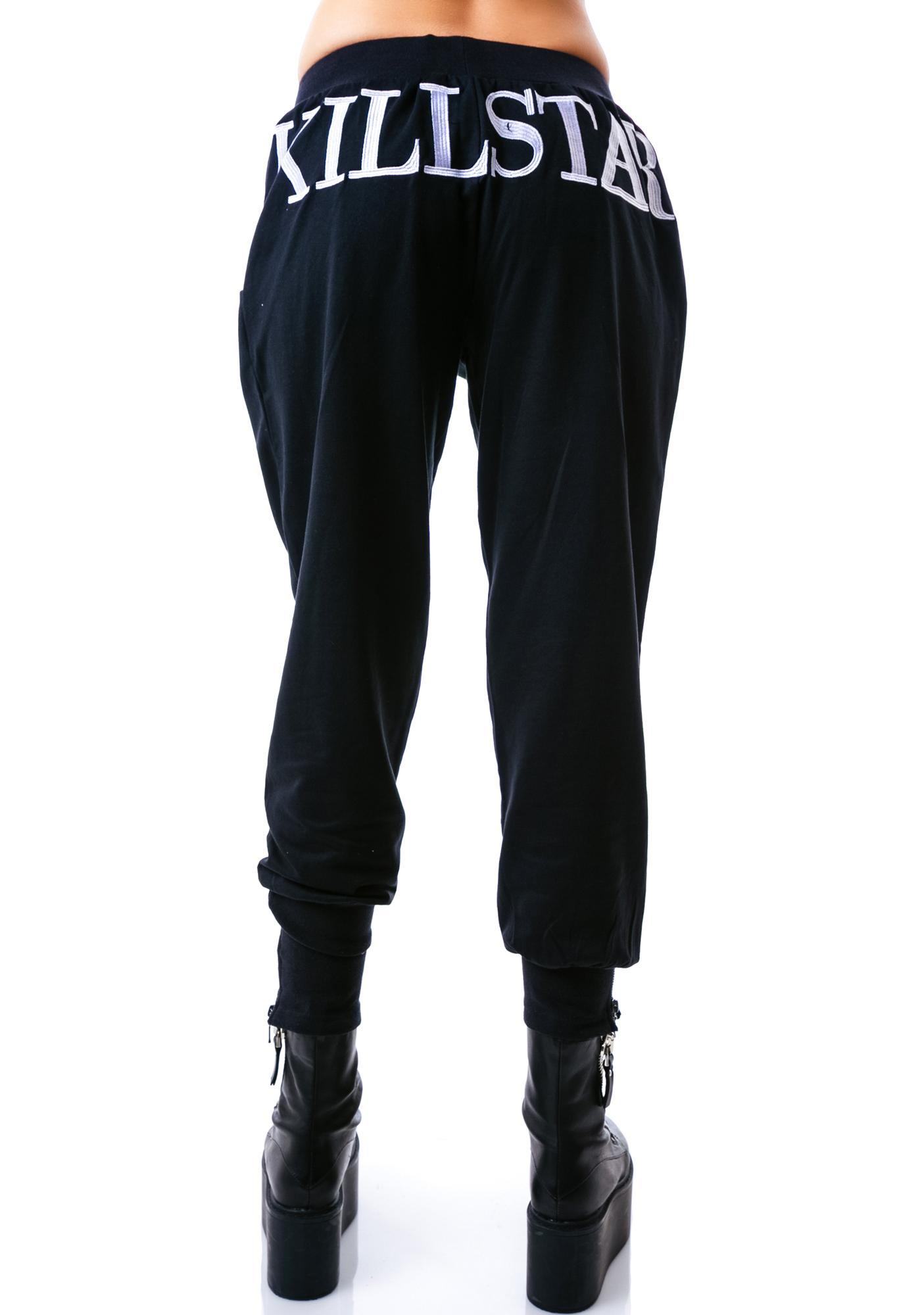 Killstar Logo Sweatpants