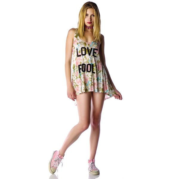 Wildfox Couture Love Fool Indian Tank