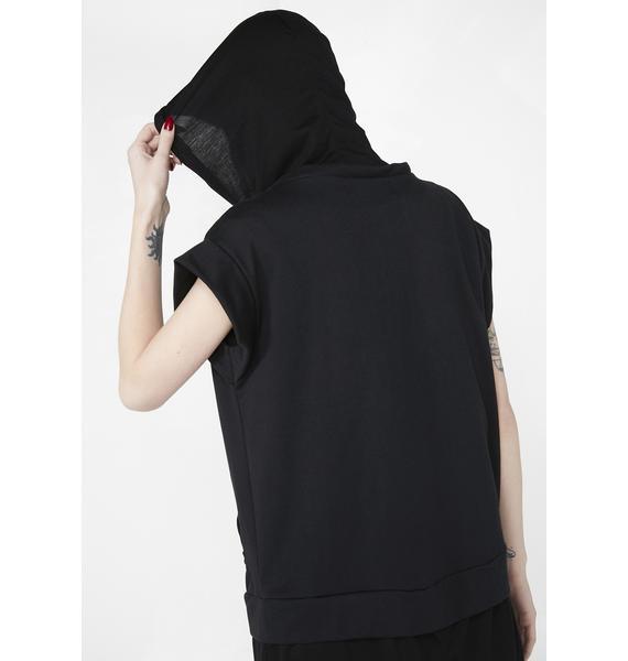 MNML Cruel World Zip Cardigan