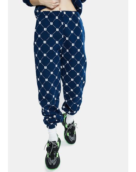 Monogram Sweatpants
