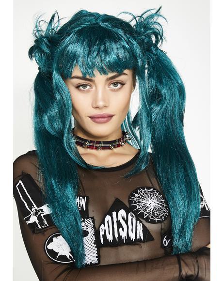 Twisted Punk Fantasy Wig