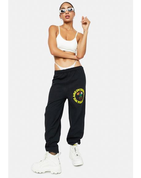 Let's Grow Together Sweatpants