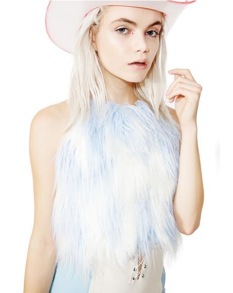 Fairy Flossed Crop Top