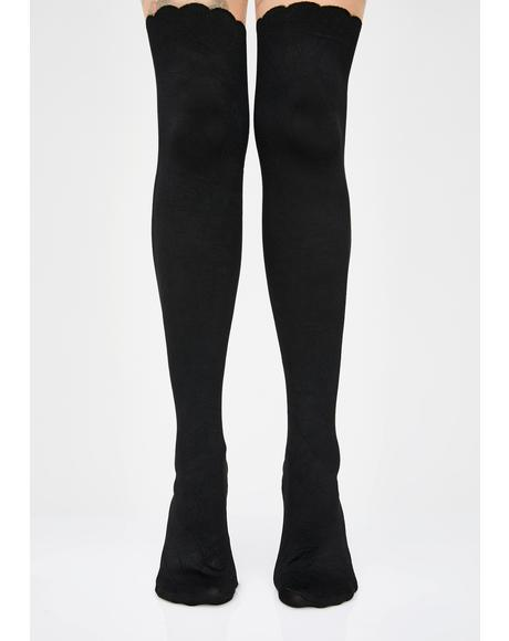 Regular Smegular Two Tone Tights