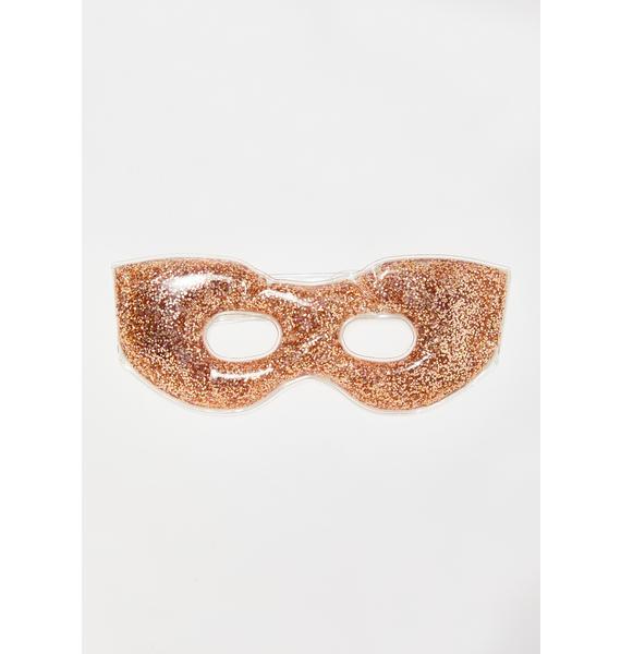 Danielle's Creations Golden Meraki Soothing Gel Eye Mask