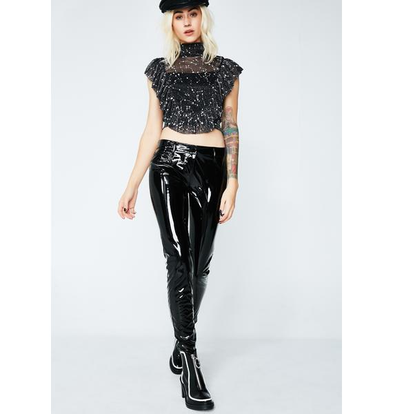 Midnight Parallel Universe Mesh Top
