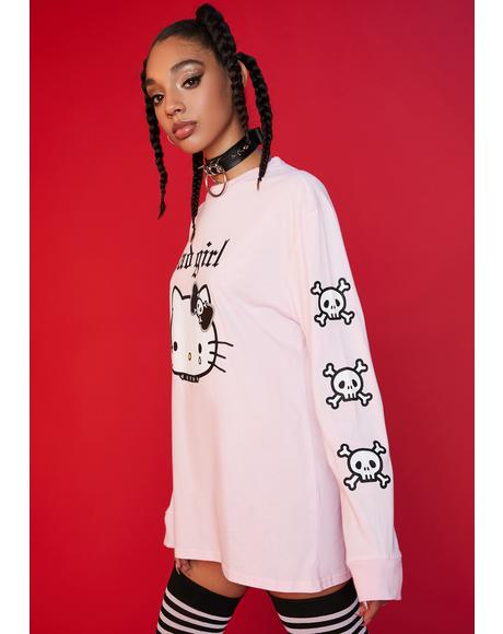 Soft Sad Grls Club Graphic Tee