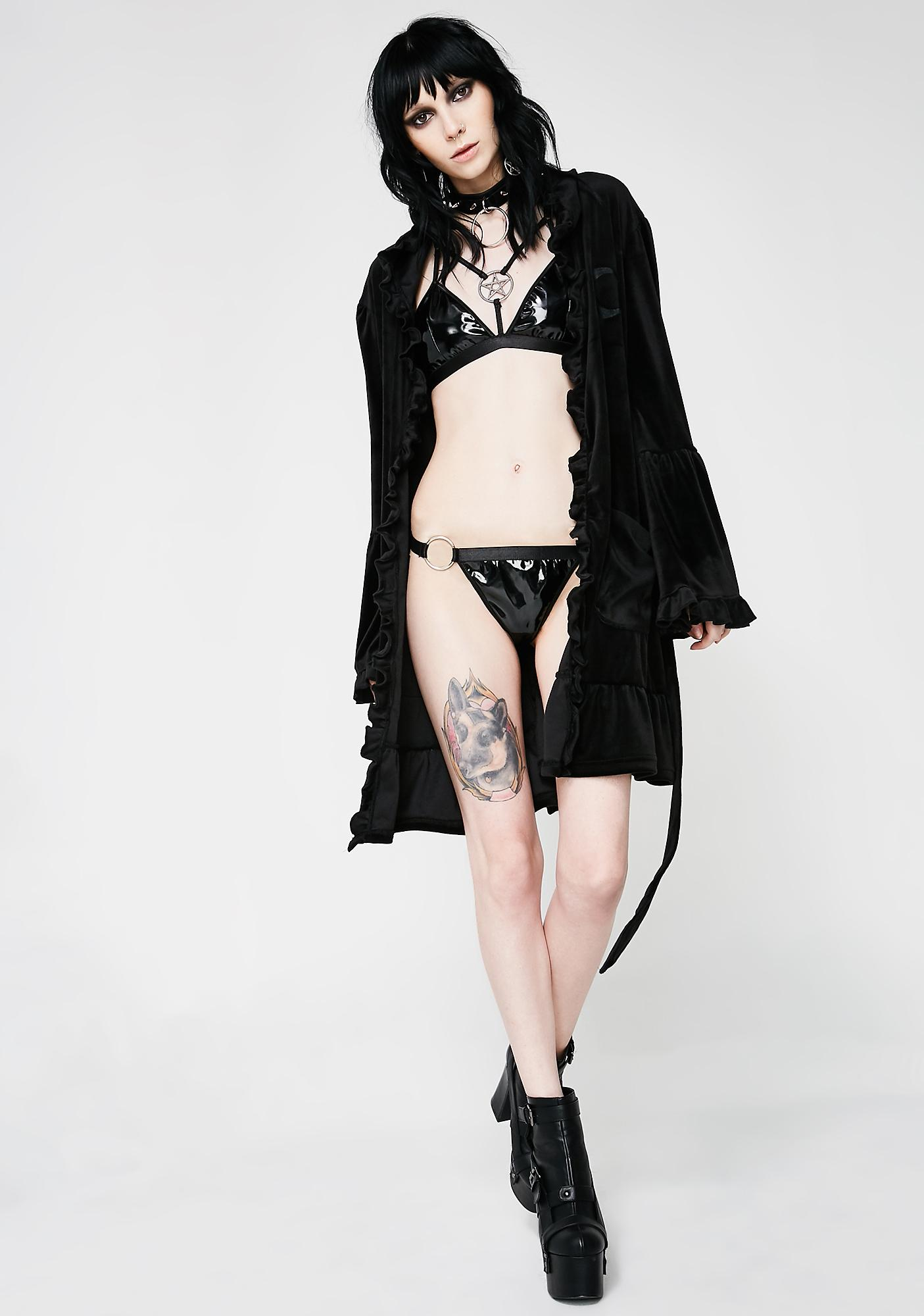Killstar Night Marry Robe