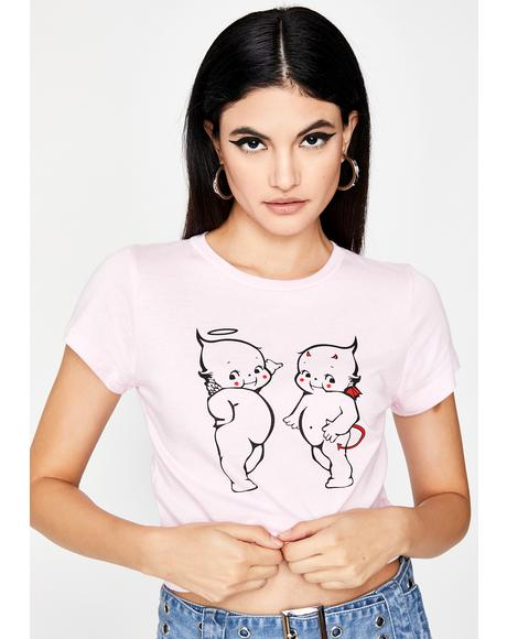 Bubblegum Besties Forever Graphic Tee