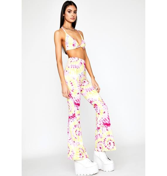 Honey Daze Daydreams Pant Set