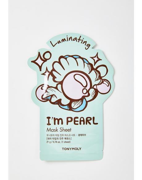 Pearl I'm Real Sheet Mask