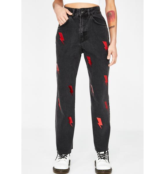 The Ragged Priest Flash Jeans