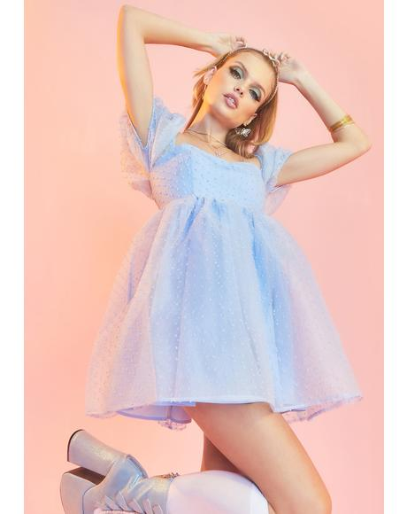 Complicated Courtship Babydoll Dress