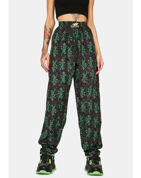 Camo Gecko Beach Pants