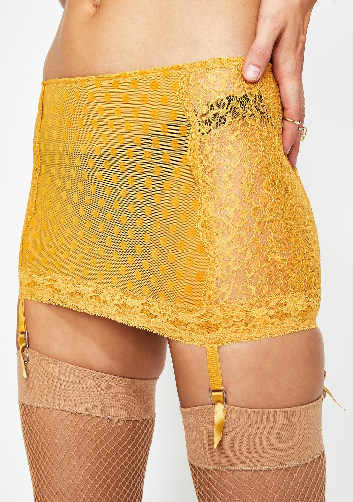 Current Mood Summer Dream Garter Skirt