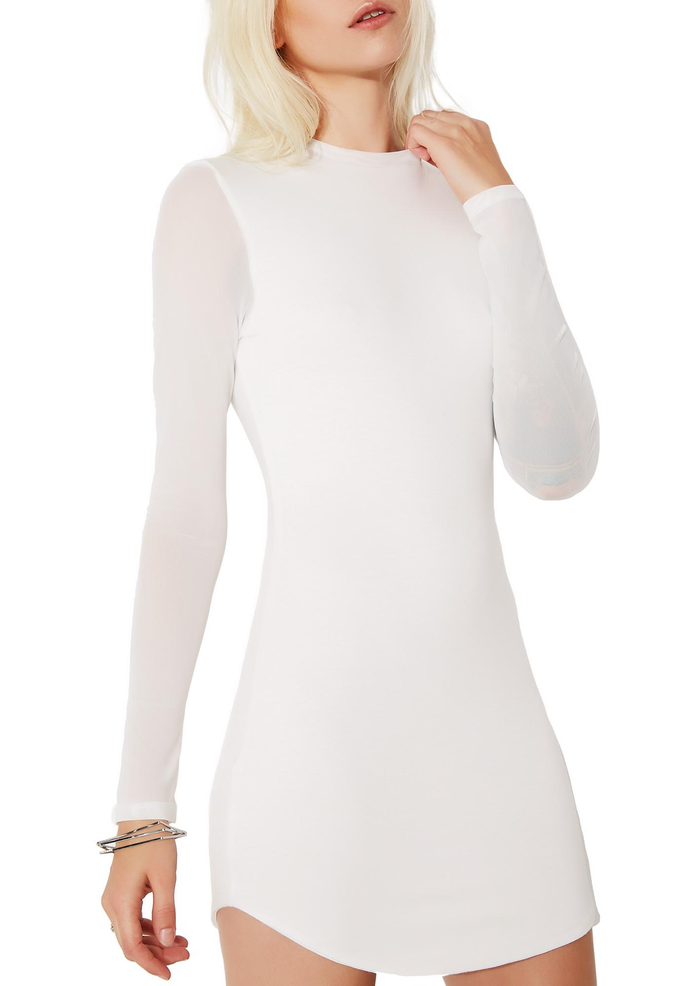 Blank Space Bodycon Dress