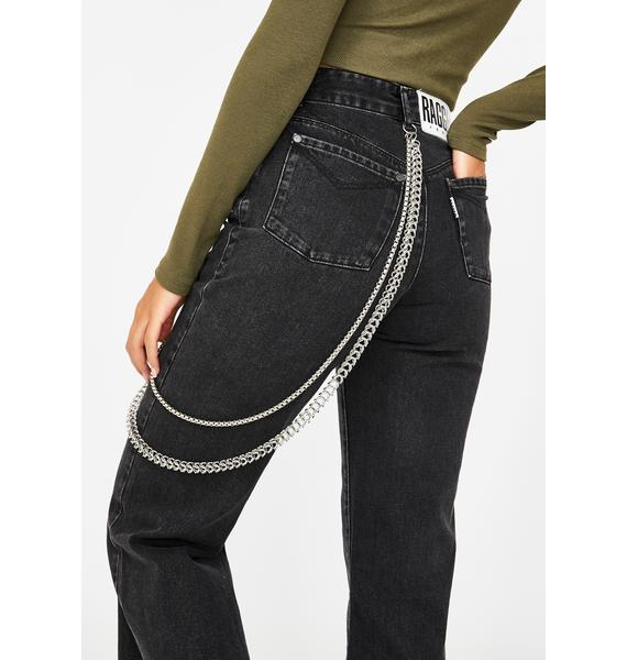 The Ragged Priest Grip Skater Jeans