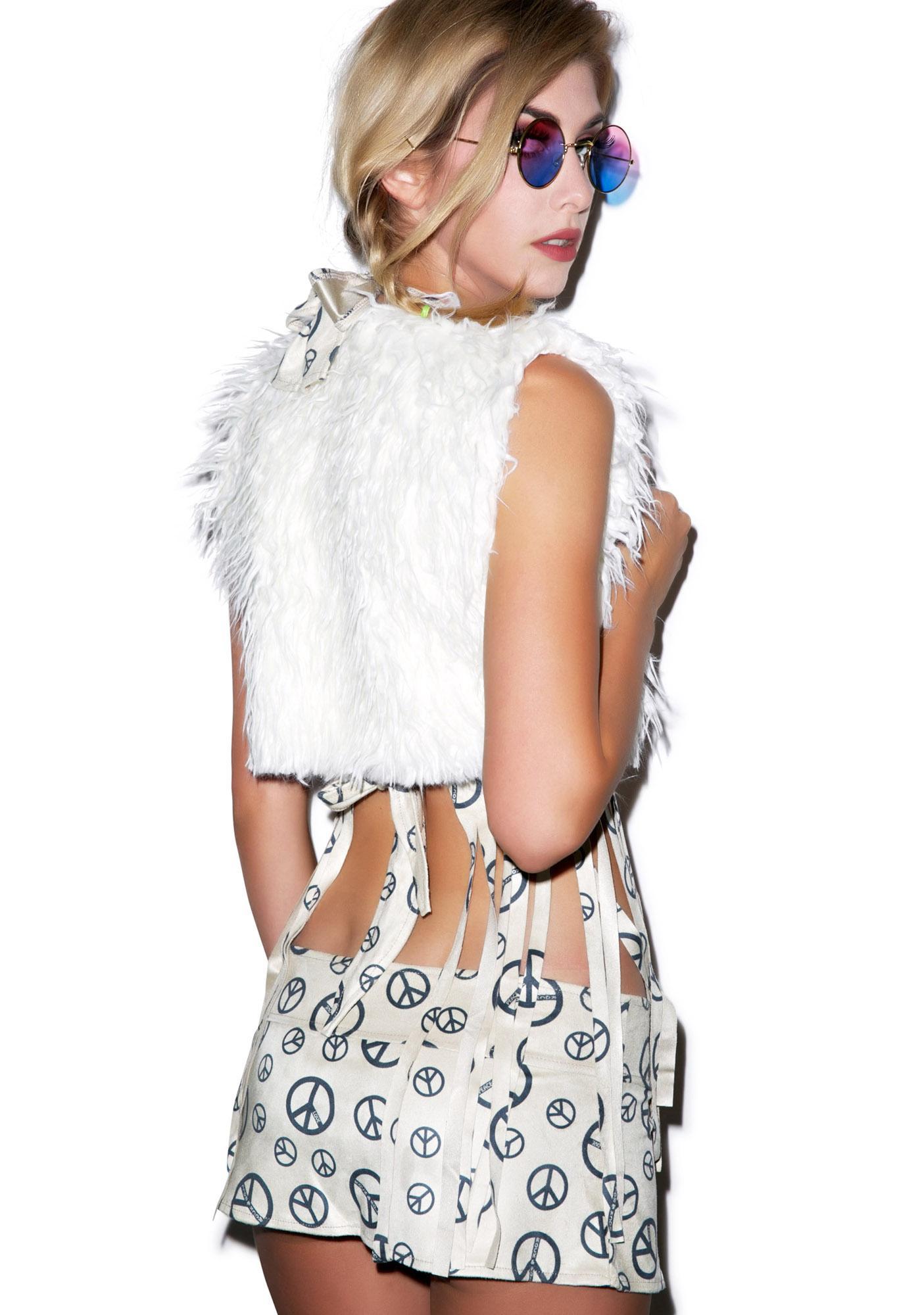 J Valentine Mohair Missy Costume