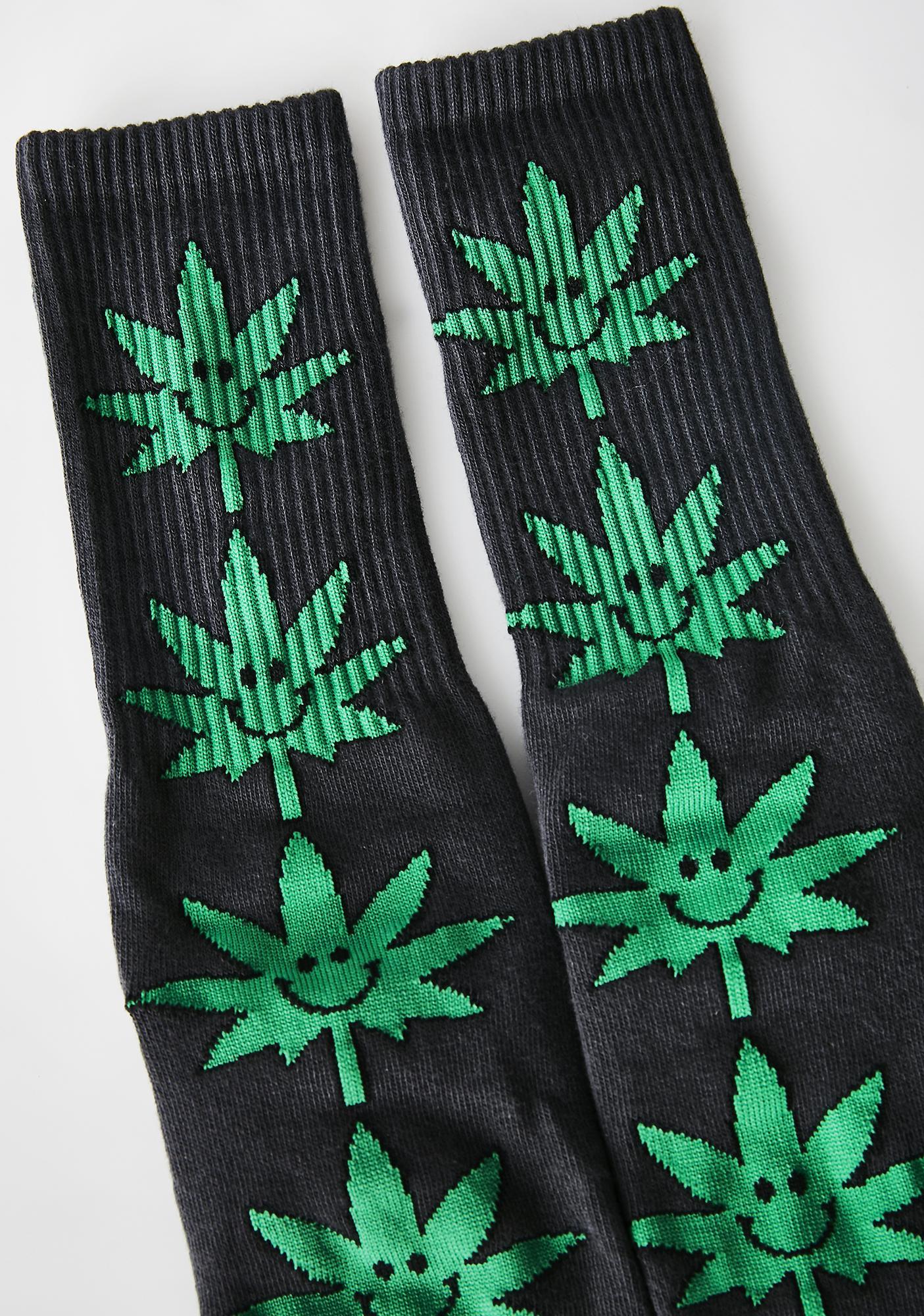 HUF Plantlife Mr. Nice Guy Socks