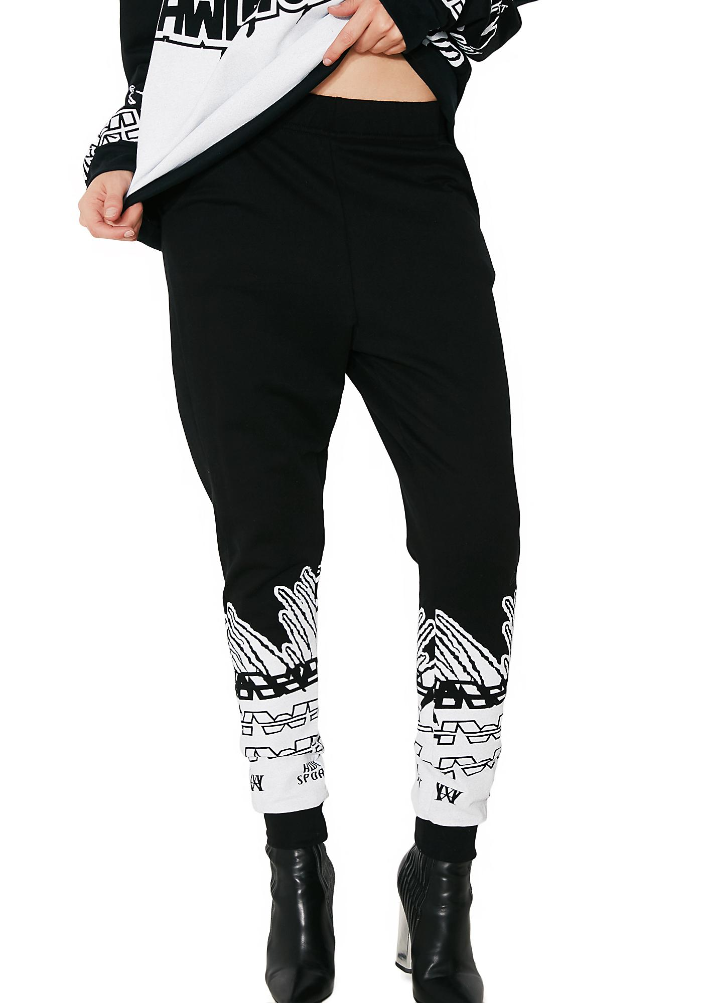 Hardware LDN Motocross Barbie Tracksuit Bottoms