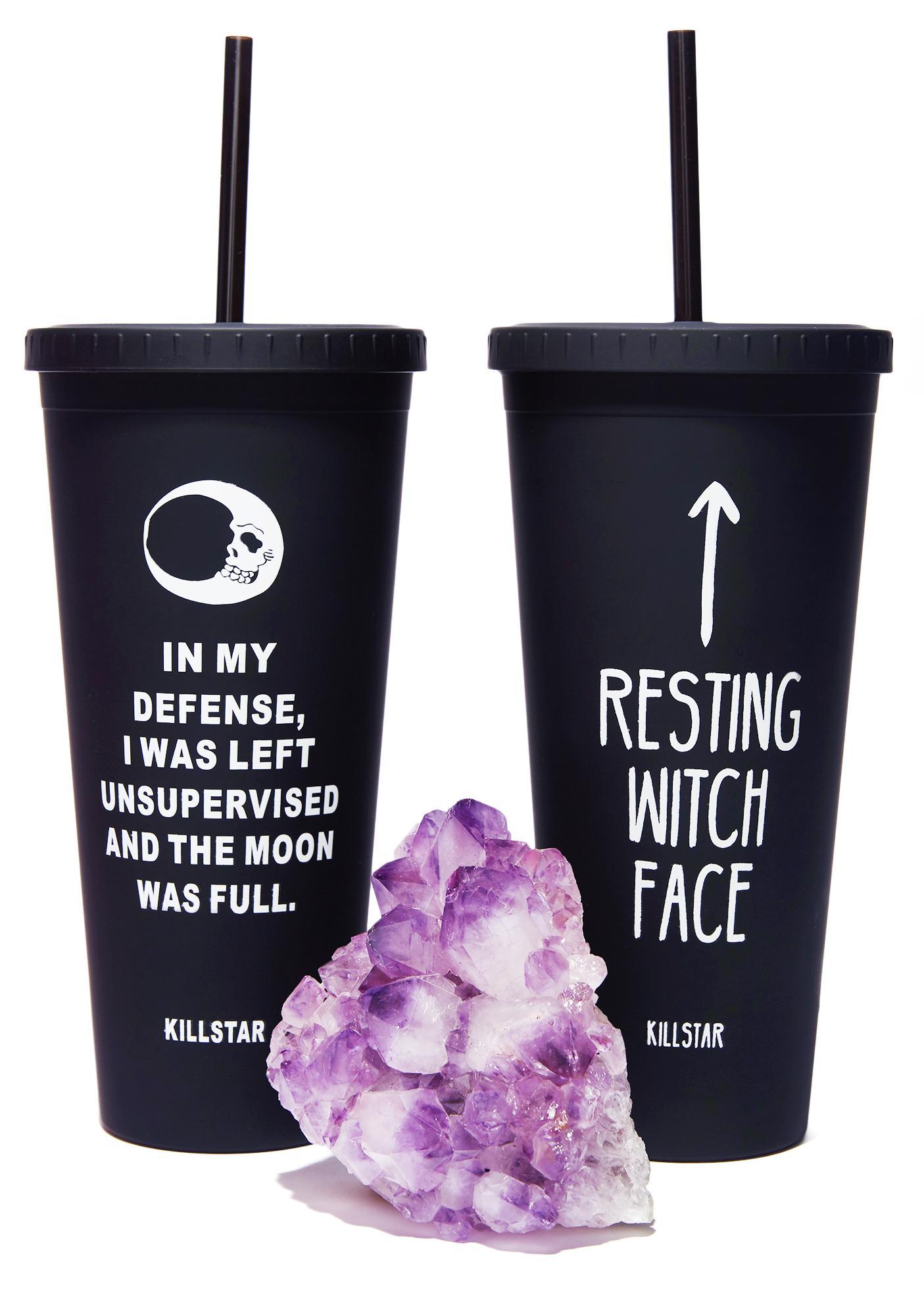 Killstar Full Moon Cold Brew Cup