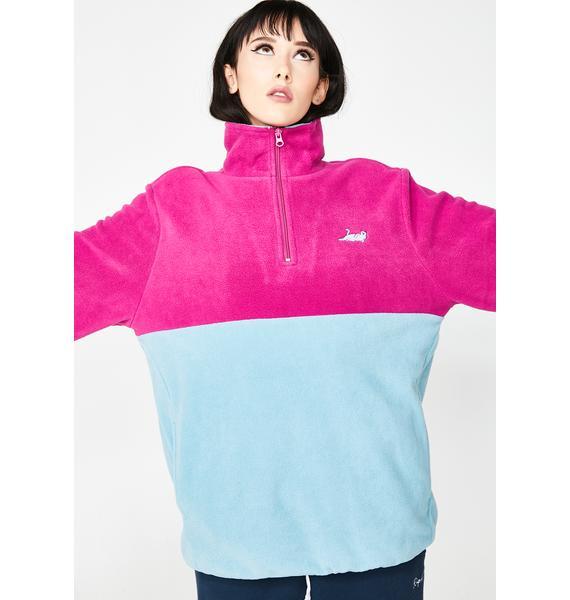 RIPNDIP Castanza Zip Up Sweater