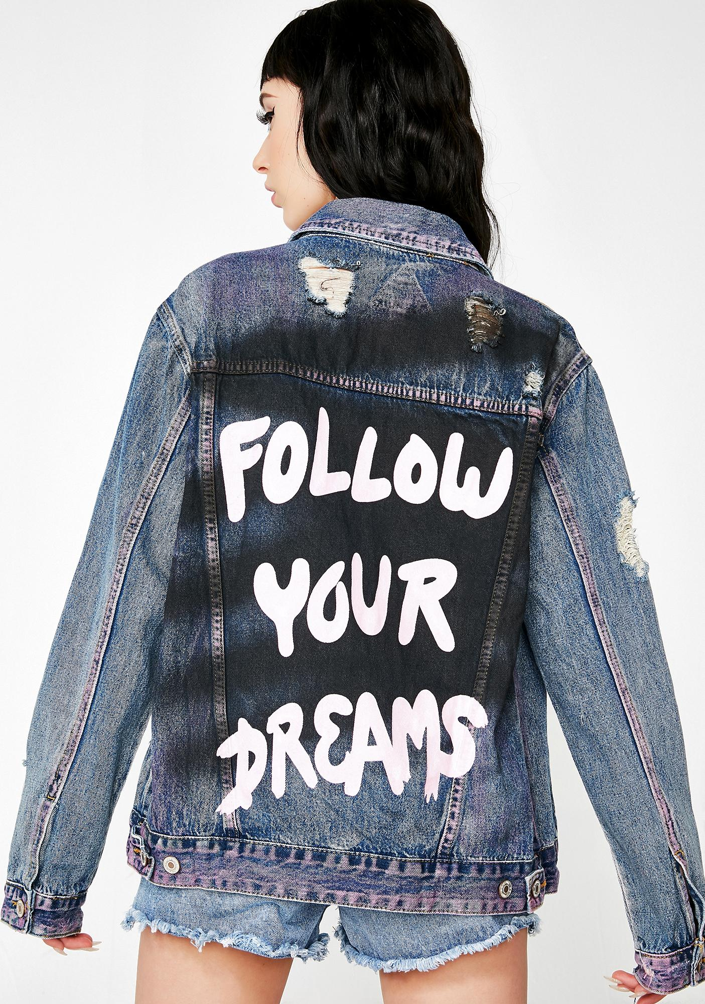 Dream Chaser Jacket