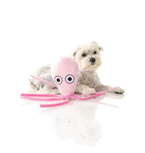 Mega Squid Dog Toy