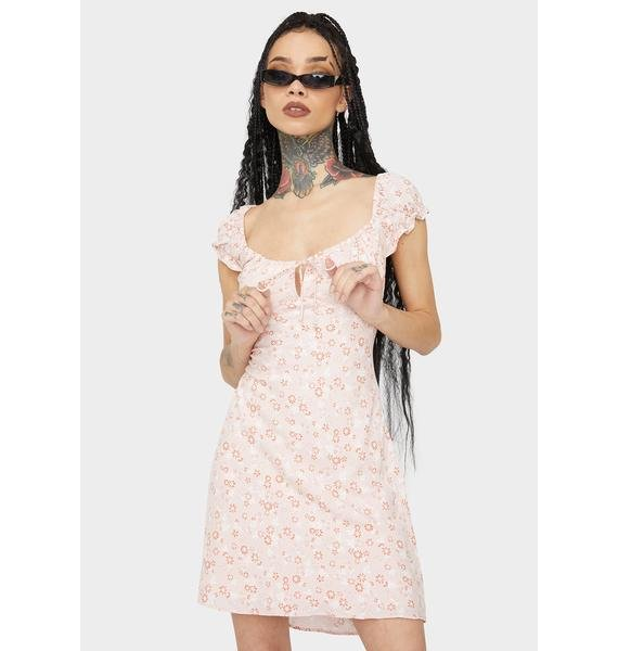 It's A Date Mini Dress